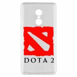 Чехол для Xiaomi Redmi Note 4x Dota 2 Big Logo
