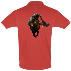 Футболка Поло Dota 2 Chaos Knight - FatLine