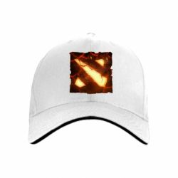 кепка Dota 2 Fire Logo - FatLine