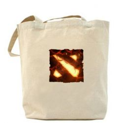 Сумка Dota 2 Fire Logo