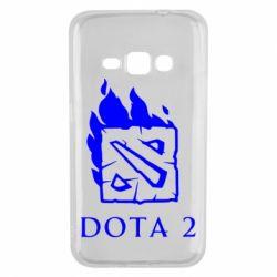 Чохол для Samsung J1 2016 Dota 2 Fire