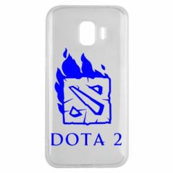 Чохол для Samsung J2 2018 Dota 2 Fire