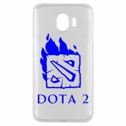 Чохол для Samsung J4 Dota 2 Fire