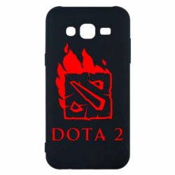 Чохол для Samsung J5 2015 Dota 2 Fire