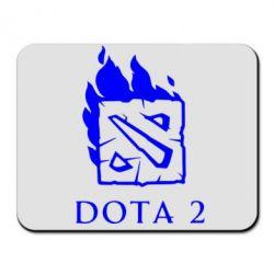 Коврик для мыши Dota 2 Fire - FatLine