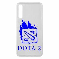 Чохол для Samsung A7 2018 Dota 2 Fire