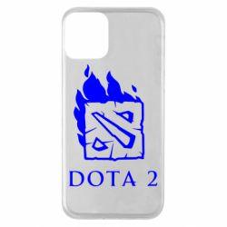 Чохол для iPhone 11 Dota 2 Fire