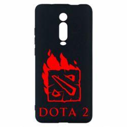 Чохол для Xiaomi Mi9T Dota 2 Fire