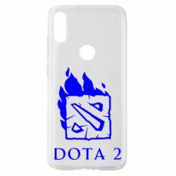 Чохол для Xiaomi Mi Play Dota 2 Fire