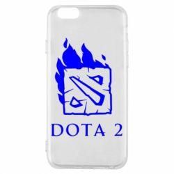 Чохол для iPhone 6/6S Dota 2 Fire