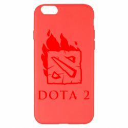 Чохол для iPhone 6 Plus/6S Plus Dota 2 Fire