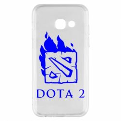 Чохол для Samsung A3 2017 Dota 2 Fire