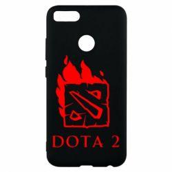 Чохол для Xiaomi Mi A1 Dota 2 Fire