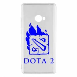 Чохол для Xiaomi Mi Note 2 Dota 2 Fire