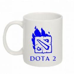 Кружка 320ml Dota 2 Fire