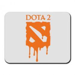 Коврик для мыши Dota 2 Logo - FatLine