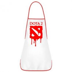 Фартук Dota 2 Logo - FatLine