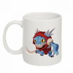 Кружка 320ml Dota 2 Slark Art