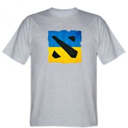 Мужская футболка Dota 2 Ukraine Team - FatLine