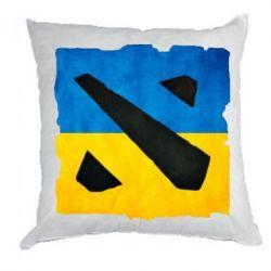 Подушка Dota 2 Ukraine Team - FatLine