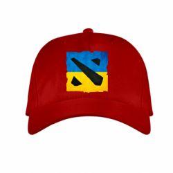 Детская кепка Dota 2 Ukraine Team - FatLine