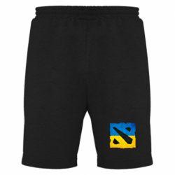 Мужские шорты Dota 2 Ukraine Team - FatLine