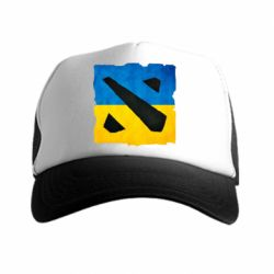 Кепка-тракер Dota 2 Ukraine Team - FatLine
