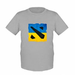 Детская футболка Dota 2 Ukraine Team - FatLine