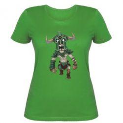 Женская футболка Dota 2 Undying Art - FatLine
