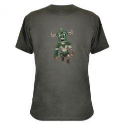 Камуфляжная футболка Dota 2 Undying Art - FatLine