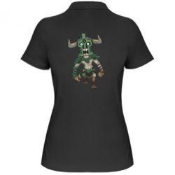 Женская футболка поло Dota 2 Undying Art - FatLine