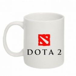 Кружка 320ml Dota 2 - FatLine