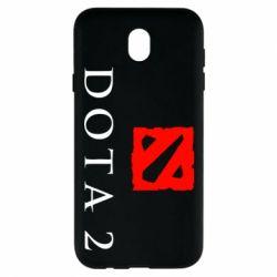 Чохол для Samsung J7 2017 Dota 2