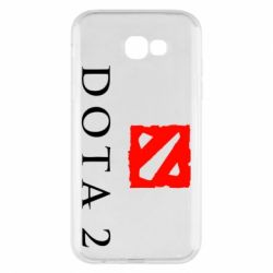 Чохол для Samsung A7 2017 Dota 2