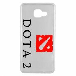 Чохол для Samsung A7 2016 Dota 2