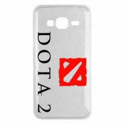 Чохол для Samsung J3 2016 Dota 2