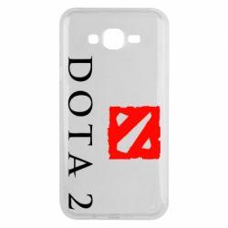 Чохол для Samsung J7 2015 Dota 2