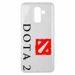 Чохол для Samsung J8 2018 Dota 2