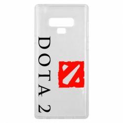 Чохол для Samsung Note 9 Dota 2