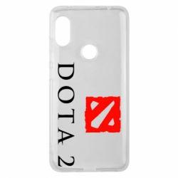 Чохол для Xiaomi Redmi Note Pro 6 Dota 2