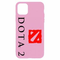 Чохол для iPhone 11 Dota 2