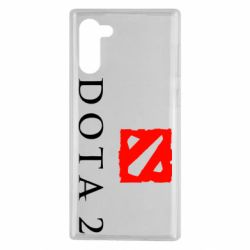 Чохол для Samsung Note 10 Dota 2