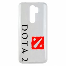 Чохол для Xiaomi Redmi Note 8 Pro Dota 2