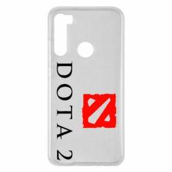 Чохол для Xiaomi Redmi Note 8 Dota 2