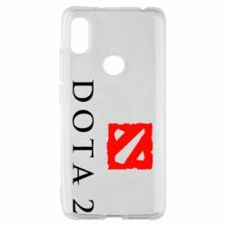 Чохол для Xiaomi Redmi S2 Dota 2