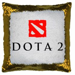Подушка-хамелеон Dota 2