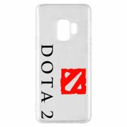 Чохол для Samsung S9 Dota 2
