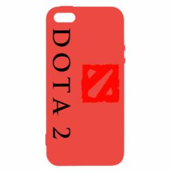 Чохол для iphone 5/5S/SE Dota 2
