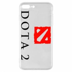 Чехол для iPhone 8 Plus Dota 2