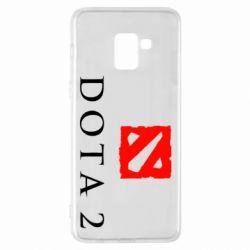Чохол для Samsung A8+ 2018 Dota 2